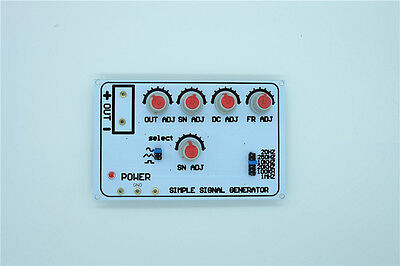 New Dds Function Signal Generator Module Sine Square Triangle Wave