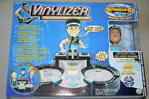 NEW - DJ Skribbles Spinheads Vinylizer DJ Mixing Station