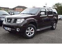 NISSAN PATHFINDER - (brown) 2009