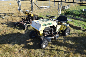 Greenfield Ride On Mower Geeveston Huon Valley Preview