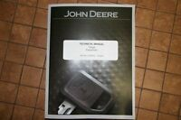 John Deere Tech Manual Tillage Equipment
