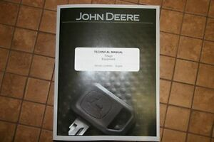 John Deere Tech Manual Tillage Equipment London Ontario image 1