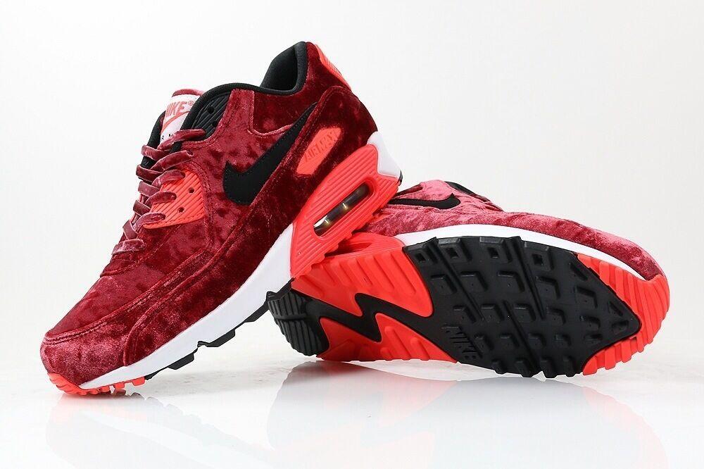 5147ee7b102c Nike Air Max 90 25th Anniversary Red Velvet