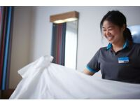 Travelodge Covent Garden - General Room Cleaners (Full-time & Part-time) Required - Immediate Start