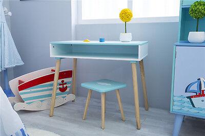 Kinder Schreibtisch Set  Holz Arbeitstisch Schultisch Kinderschreibtisch NEU&OVP