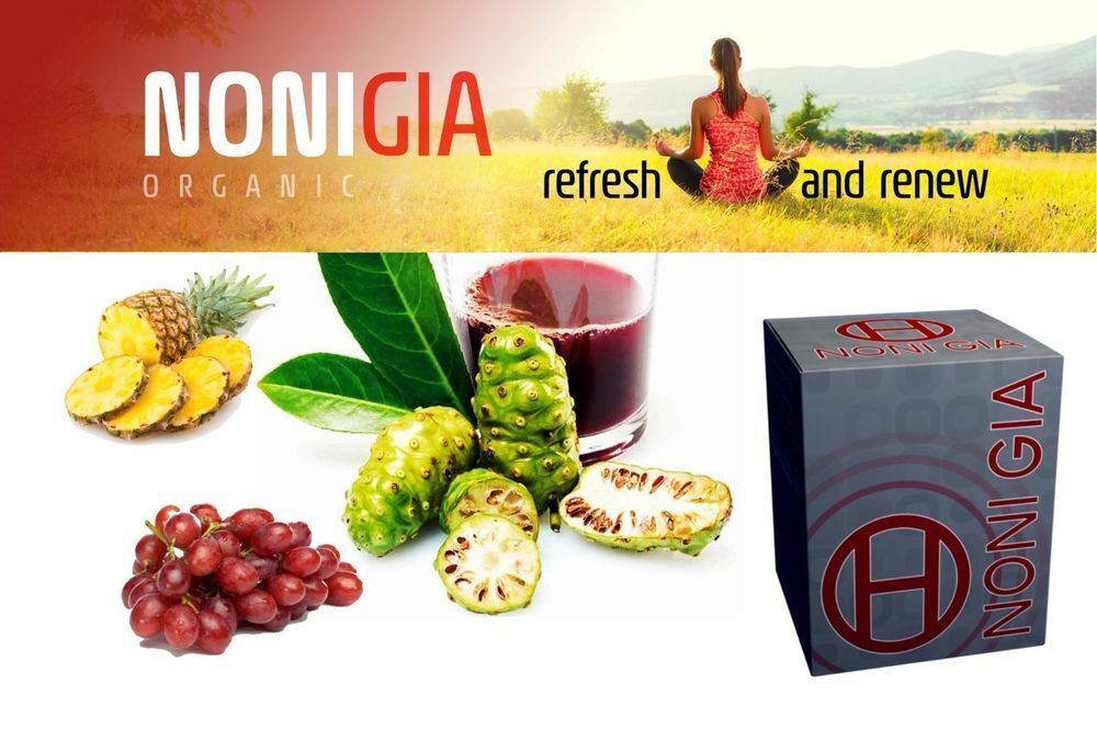 Noni Gia BY BHIP GLOBAL - Antioxidant Noni Fruit Immune Syst