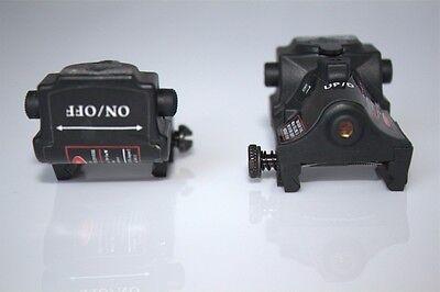 Secpro Compact Pistol Laser Sight (Green Laser)