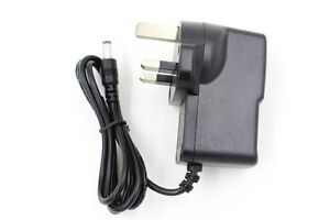 Replace 9 Volt DC 9V 1A UK AC Adapter for ZOOM AD-16 Power Supply Charger PSU