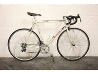 "1990s Vintage BIANCHI SIRIO 601 Racing Road Bike - 22.5"" Columbus Frame - Restored w/ New Parts"