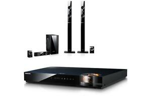 Samsung Blu Ray 3D Home Theatre system Vacuum Tube Amp