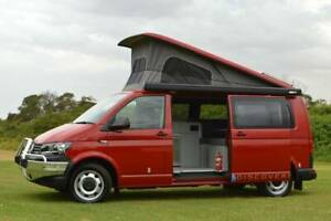 New Volkswagen Transporter T6 Discoverer Twin Bed Campervan Albion Park Rail Shellharbour Area Preview