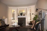 Yonge/Wellesley-Renovated-Gorgeous-Victorian Character