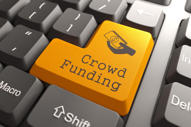 Crowd funding has fuelled some of the best new technological innovations