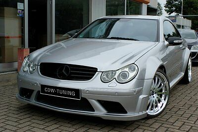 "Body-Kit ""Black Series""  Mercedes CLK W209 Tuning a. AMG"