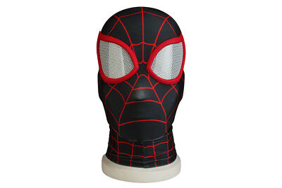 New Ultimate Spider-Man Miles Morales Cosplay Costume Cosplay mask Accessories for sale  Shipping to Canada