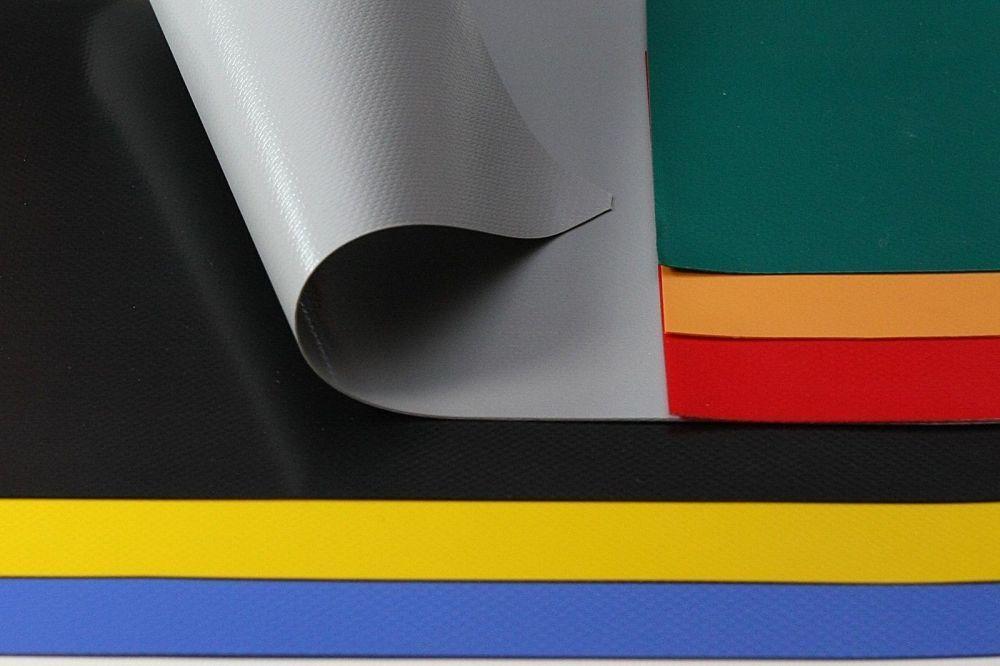 LKW Plane PVC Folie Abdeckplane 2,50m x XXLm ca.700g/m²  A Ware ab 3,90 Euro q/m