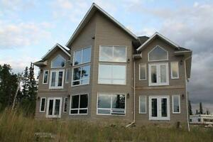Lakefront Home on Athapap