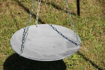 lagerfeuerpfanne f r schwenkgrill grill dreibeingrill pfanne 33cm ebay. Black Bedroom Furniture Sets. Home Design Ideas