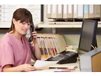 Looking Admin assistant - All training provided - Ideally for who want to start career