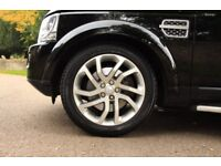 "20"" INCH SILVER SET OF 4 LANDMARK GENUINE 511 LAND ROVER DISCOVERY 3/4 ALLOY WHEELS ALLOYS"