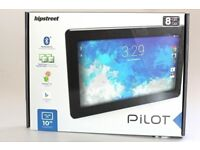 """BOXED AS NEW HipStreet Pilot 10"""" LCD IPS Tablet 8GB Quad Core Android Lollipop Bluetooth HDM"""