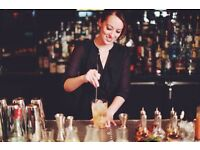 **FULL TIME - £11 Per Hour** Experienced Cocktail Bartenders *Experimental Shoreditch Jazz Bar**