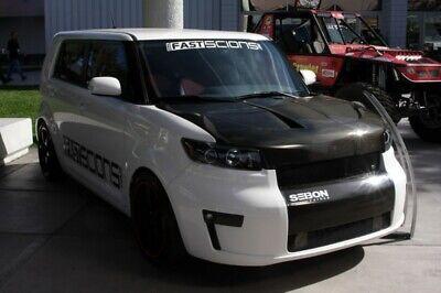 08-15 Fits Scion XB DV-Style Seibon Carbon Fiber Body Kit- Hood!! HD0809SCNXB-DV