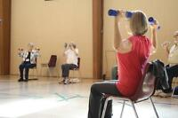 55+ Group Exercise Instructor