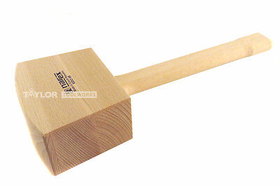 Narex 650 Gram 25 Oz Beech Wood Carving Mallet 825300