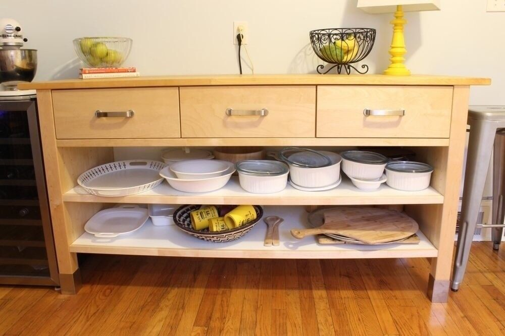 Ikea Freestanding Kitchen Drawer Units