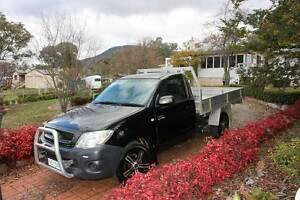 2011 Toyota Hilux Ute Fyshwick South Canberra Preview