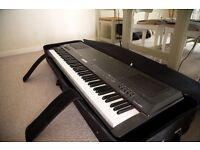 Yamaha CP300 keyboard stage piano with case CP-300