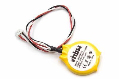 original vhbw® BIOS BATTERIE 3V 200mAh für DELL Latitude E5500, Latitude E6400
