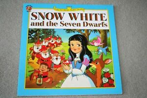 BRAND NEW - SNOW WHITE AND THE SEVEN DWARFS