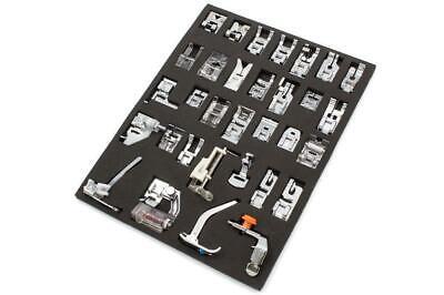 32-Teiliges Zubehör-Set Ersatzteil-Set für Nähmaschinen wie Singer, AEG