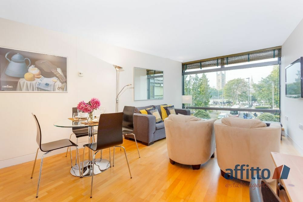 3 bedroom flat in Parliament View Apartments, 1
