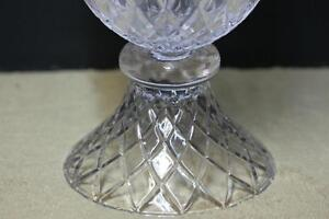"""Very Large crystal Vase   13"""" tall 7"""" across Kingston Kingston Area image 6"""
