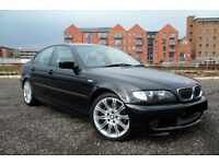 Bmw 3 series saloon e46 m sport suspension struts and springs