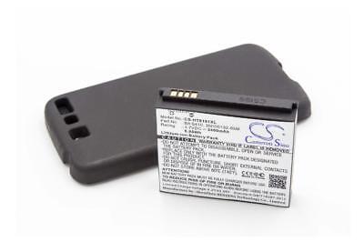 Premium POWER AKKU 2400mAh für HTC Desire US Bravo A8181 - Premium Power Akku