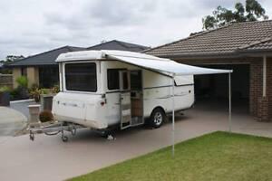 2006 Eco Tourer Caravan, Toilet Shower, Diesel Heater Yarragon Baw Baw Area Preview