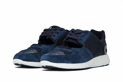 adidas Originals HYKE AOH-007 Trainers Navy Blue S79351