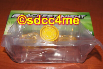 Yellow Lantern Light-Up Power Ring SDCC NYCC New York Convention Exclusive Green