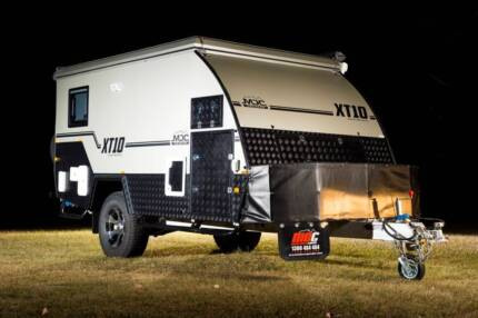 MDC XT-10 Double Bunk Hybrid Caravan Burton Salisbury Area Preview