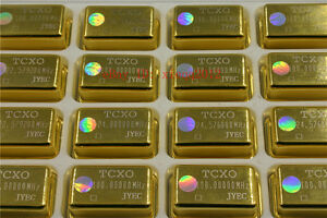 TCXO 0.1ppm Crystals Oscillators Clock Frequency can be customized