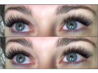 Eyelashes extension, Rusian Volume , 3D/6D American eyelashes very soft eyelashes