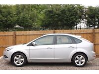 FEBRUARY 2011 FORD FOCUS 1.6 ZETEC AUTOMATIC FULL SERVICE HISTORY ONE OWNER