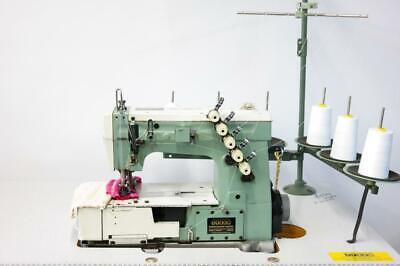 Kansai Top & Bottom Cover Stitch Industrial Sewing Machine