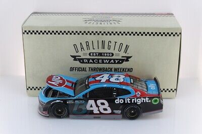 JIMMIE JOHNSON #48 2020 ALLY DARLINGTON 1/24 SCALE NEW IN