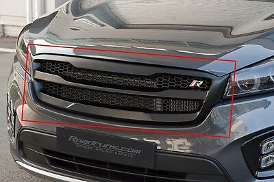 (Fits: 2016-2017 KIA All New Sorento) Front Radiator Hood Grille Colors