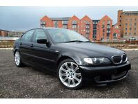 Bmw breaking 2004 saloon m sport sapphire black 5x120 all parts available